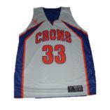 team printed basketball uniforms