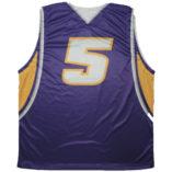 basketball shirt printed
