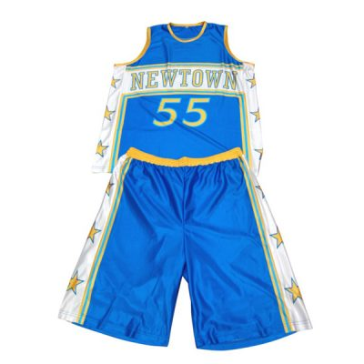 polyester basketball Uniform