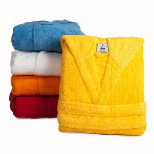 bathroom robe