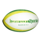branded rugby balls