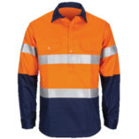 branded-workwear-shirt-high-visibility