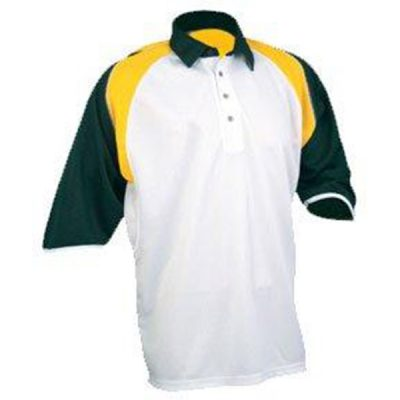 cricket polo shirt printing