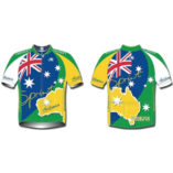 custom designed cycling tops