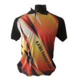 custom cycling tops sublimate