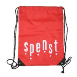 bag drawstring with custom logo printing