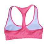 gym bra back