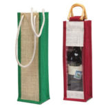 hessian wine bags