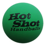 hot shot high bounce ball