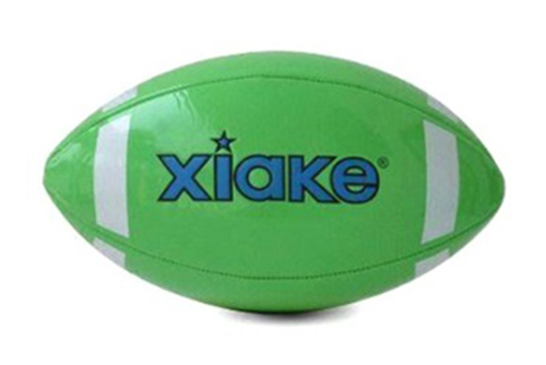 rugby footballs banded