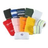 sweatband with logo