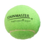 tennis ball branded