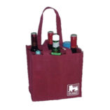 Polypropylene wine bottle bags