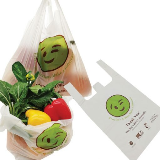biodegradable shopping bags