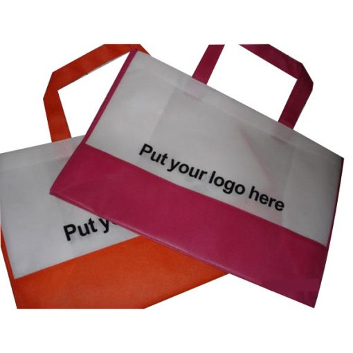 branded Polypropylene shopping bag