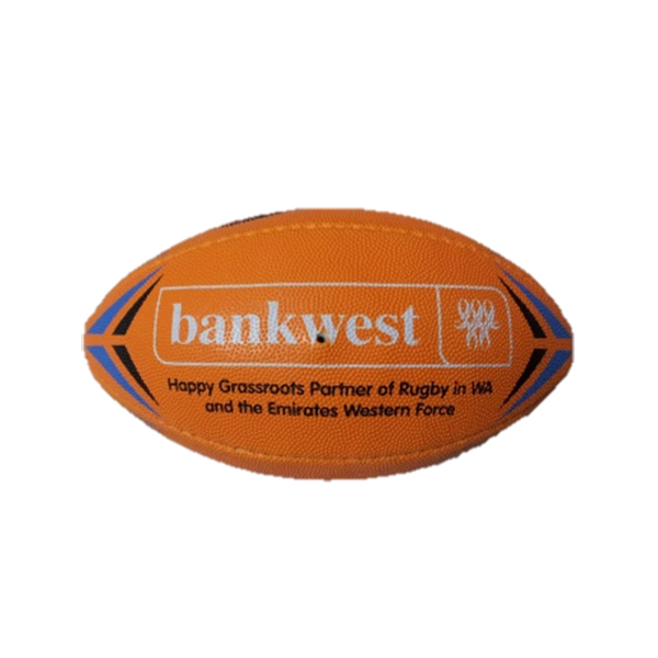 rubber footballs afl