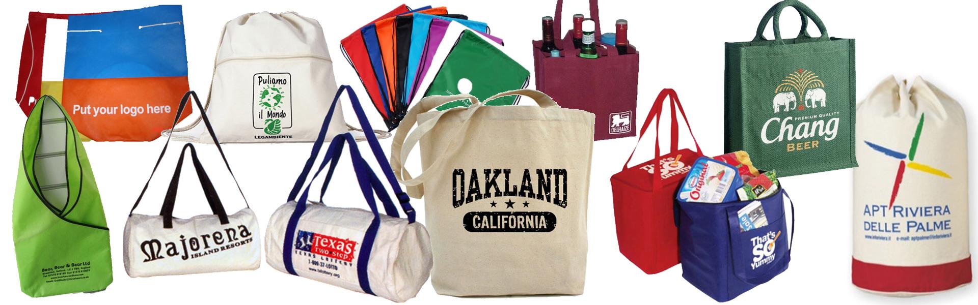 Bags custom printing and design