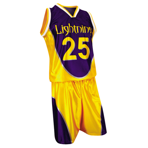 professional baskeball uniforms