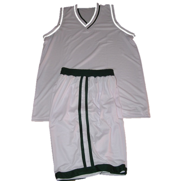 custom printing basketball uniform