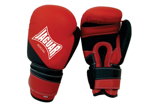 boxing equipment printed logo