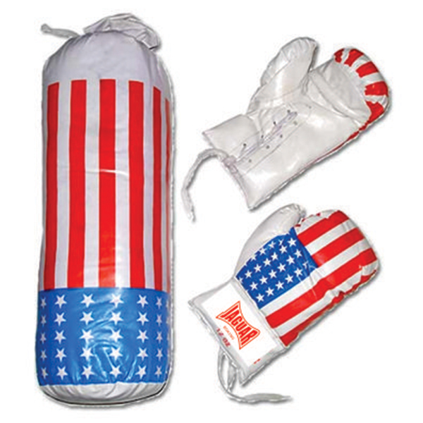 promotional boxing bags