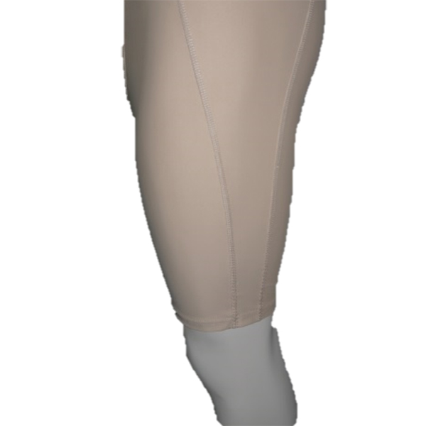 skin color compression pants