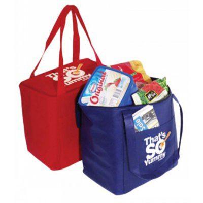 printed cooler bags