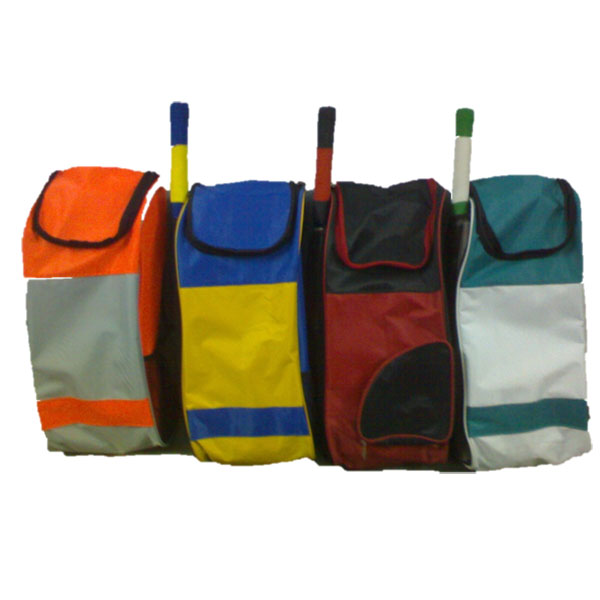 cricket bags with team logo