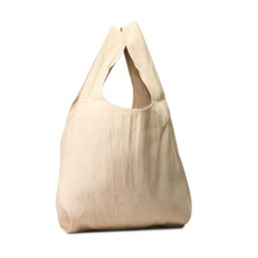 hessian shoulder bags