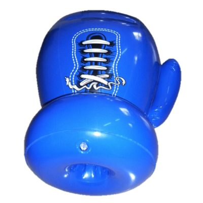 inflatable boxing glove