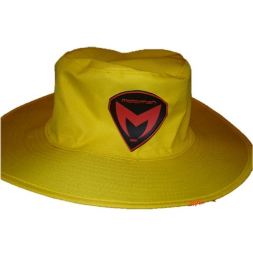 promotional cricket cap with logo