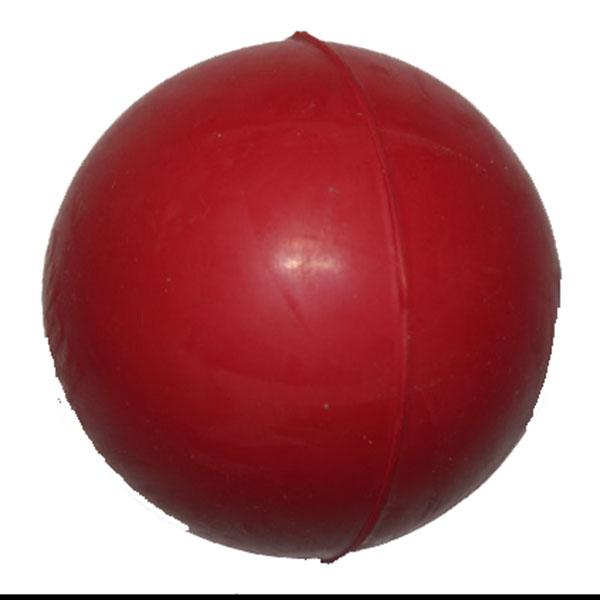 hard rubber ball