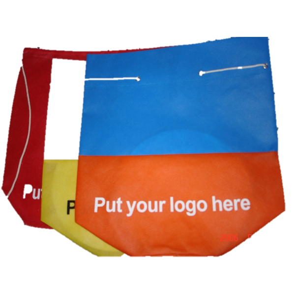 Polypropylene shopping bag