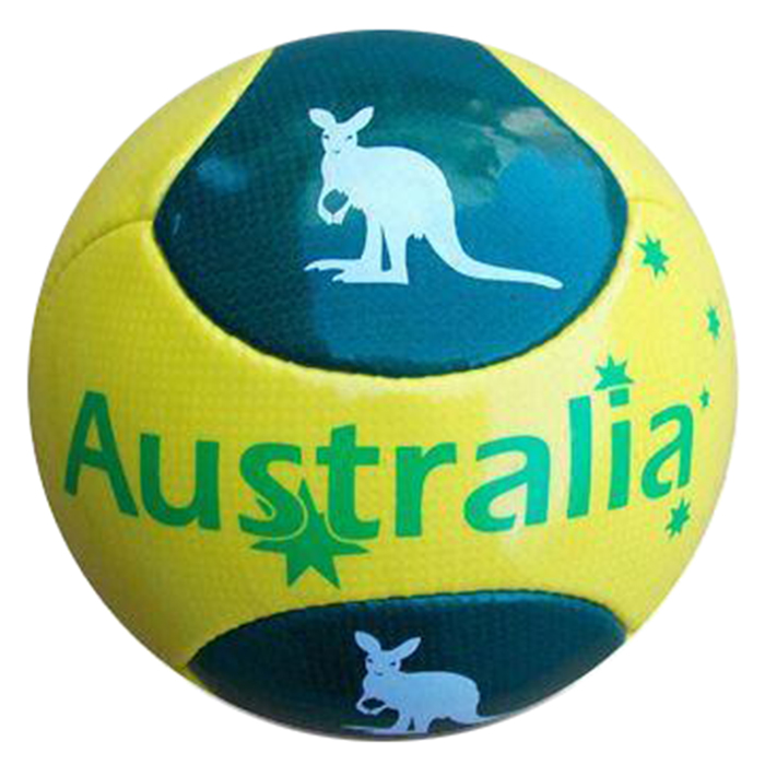 promotional soccer balls 6 panel