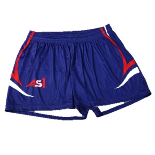 sublimate printed soccer shorts