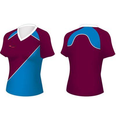 netball shirts sublimate printing