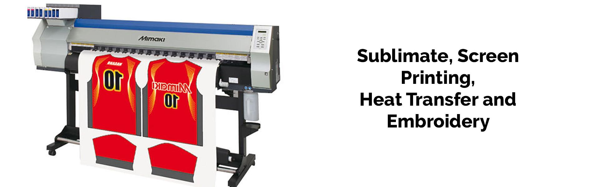 printing methods at melton enterprises