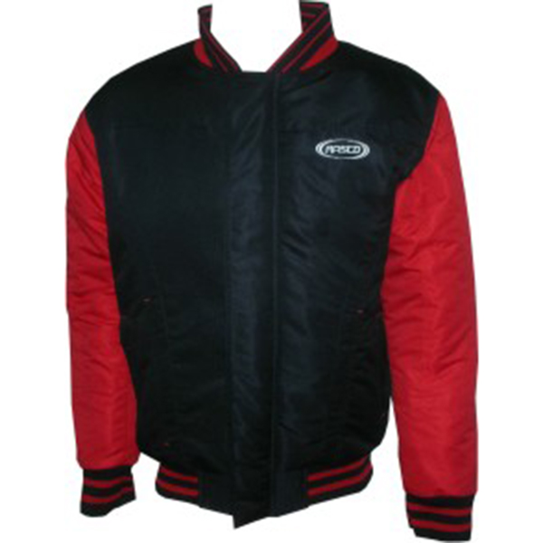varsity jacket embroidered