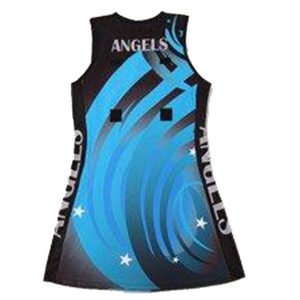 netball sublimate dress