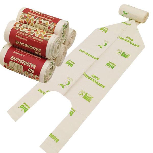 Compostible Biodegradable Bags Company Branding Melton