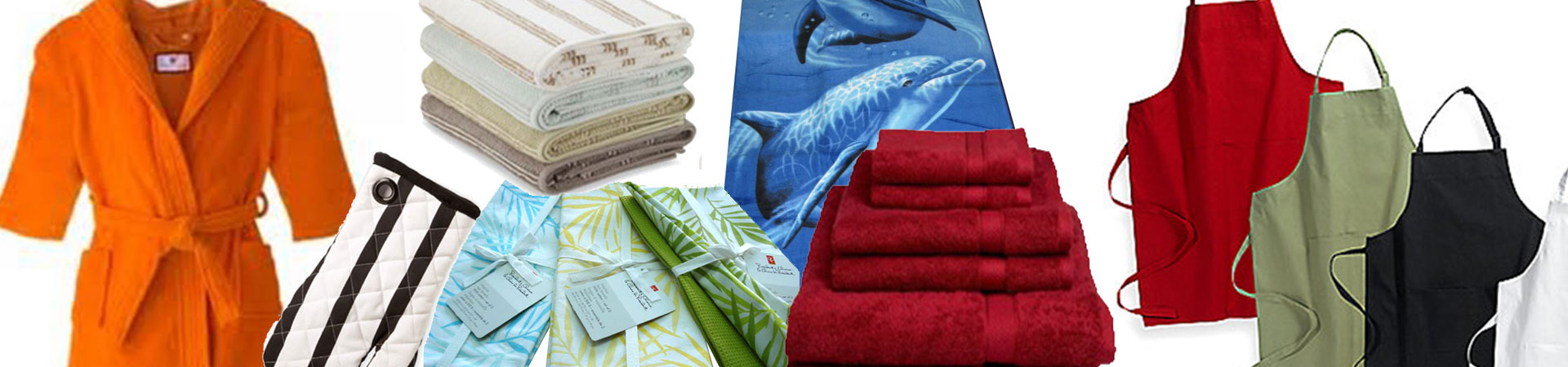 Manchester and linen accessories